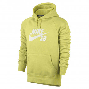 Przejść do produktu Bluza Nike SB Icon Hoodie lemon wash/white 2018