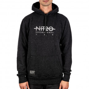 Go to the product Hoodie Nitro Apres Hoodie black heather 2019/2020