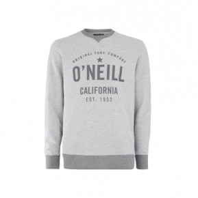 Go to the product Hoodie O'Neill Hensley Crew silver melee 2020