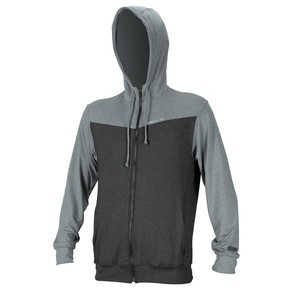 Go to the product O'Neill Hybrid Zip Hoodie graphite/cool grey 2017