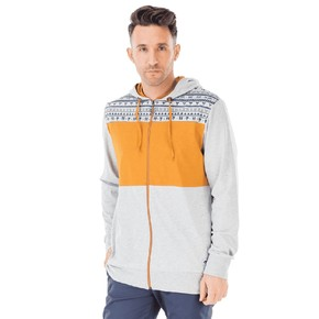 Go to the product Hoodie Picture Pooler grey melange 2017