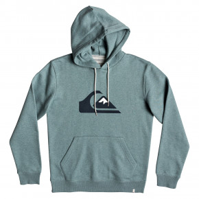 Przejść do produktu Bluza Quiksilver Big Logo Hood stormy sea heather 2019