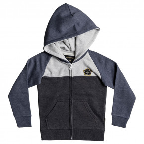 Przejść do produktu Bluza Quiksilver Boys Sun Melt Zip navy blazer heather 2018