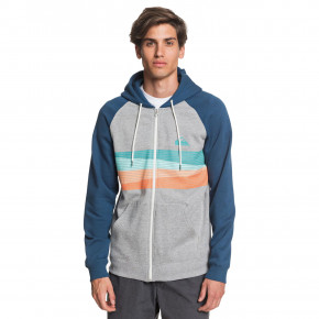 Prejsť na produkt Mikina Quiksilver Everyday Screen Zip light grey heather 2020