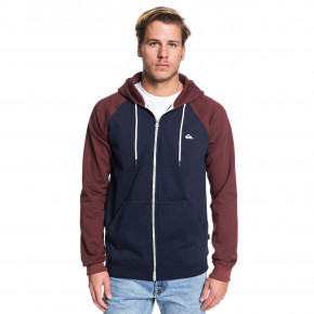 Go to the product Hoodie Quiksilver Everyday Zip navy b 2019