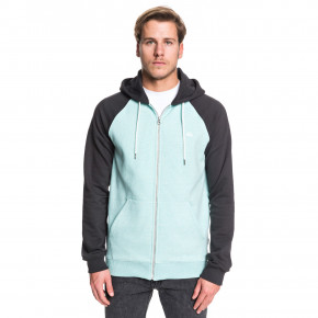 Go to the product Hoodie Quiksilver Everyday Zip pastel turquoise heather 2019