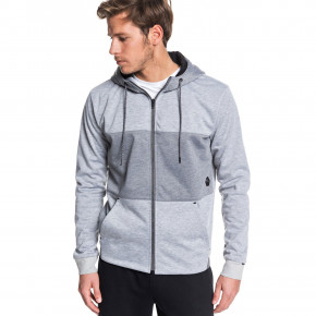 Go to the product Hoodie Quiksilver Highland Gaze light grey heather 2019