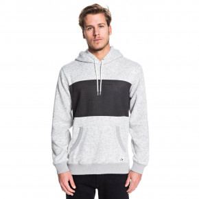 Go to the product Hoodie Quiksilver Keller Hood Voice light grey heather 2019