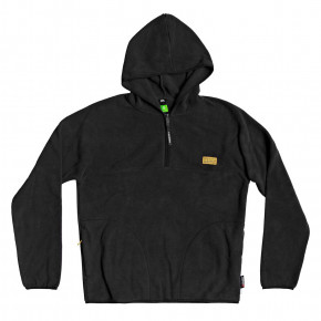 Go to the product Hoodie Quiksilver Lost Wander Polartec Fleece black 2020