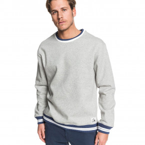Przejść do produktu Bluza Quiksilver Mungo Alpine light grey heather 2019