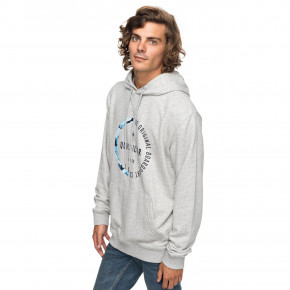 Go to the product Hoodie Quiksilver Revenge Hood light grey heather 2018