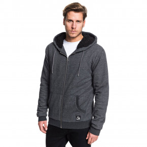 Go to the product Hoodie Quiksilver Rio Sherpa dark grey heather 2019