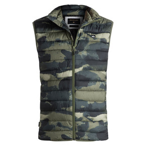 Go to the product Hoodie Quiksilver Scaly Sleeveless four leaf clover resin camo 2017