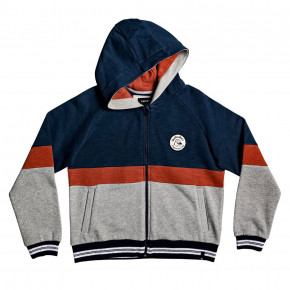Go to the product Hoodie Quiksilver Tassie Gully Zip Youth moonlit ocean 2019