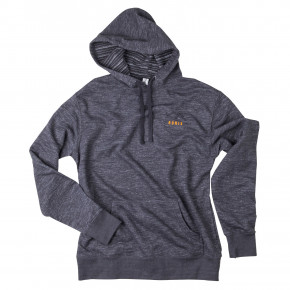 Přejít na produkt Mikina Ronix Future Throw Back Po Hoodie dark grey/orange 2018