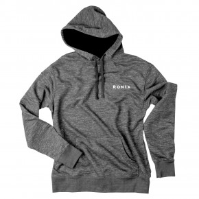 Go to the product Hoodie Ronix Megacorp charcoal heather/black 2019