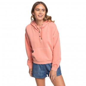 Go to the product Hoodie Roxy Girls Who Slide terra cotta 2020
