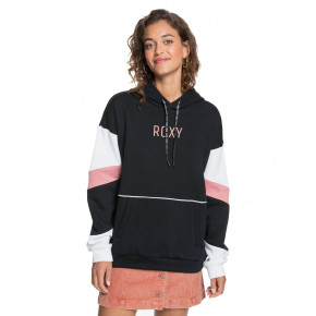 Go to the product Hoodie Roxy Story Of My Life anthracite 2020