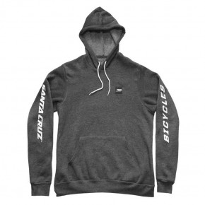 Go to the product Hoodie Santa Cruz Patch Pullover Hoodie dark grey 2020