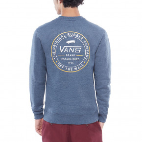 Przejść do produktu Bluza Vans Established 66 Crew dress blues heather 2018