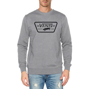 Prejsť na produkt Mikina Vans Full Patch Crew cement heather 2017