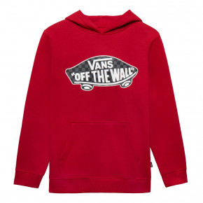 Go to the product Hoodie Vans OTW Pullover Fleece Boys chili pepper/checkerboard 2018