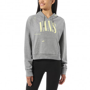 Go to the product Hoodie Vans Wms Kaye Crop Hoodie grey heather 2020