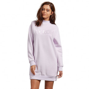Go to the product Hoodie Volcom Burn City Dress light purple 2018