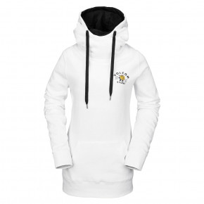 Go to the product Hoodie Volcom Costus P/over Fleece white 2019