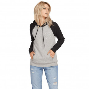 Go to the product Hoodie Volcom Mind Your Hoodie heather grey 2019