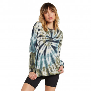 Go to the product Hoodie Volcom On Blast Crew multi 2020