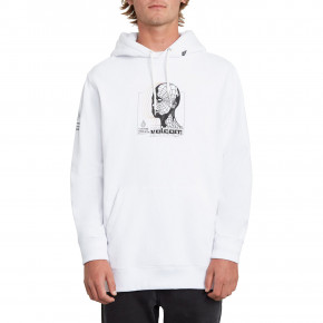 Go to the product Hoodie Volcom Shoots P/o white 2020