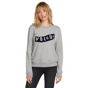 Przejść do produktu Bluza Volcom Sound Check Fleece heather grey 2019