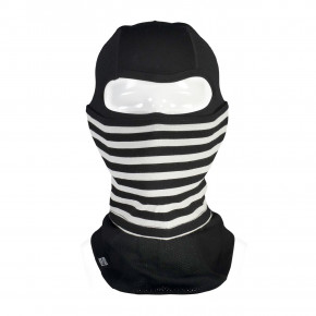 Go to the product Balaclava Mons Royale Cabrio Balaclava black/thick stripe 2018/2019