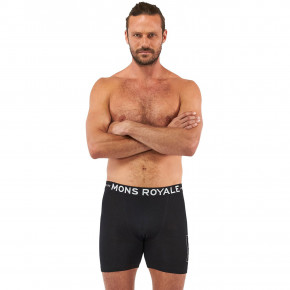 Go to the product Mons Royale Hold'em Boxer black 2018/2019