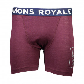 Go to the product Mons Royale Hold'em Boxer trenýrky 2017/2018