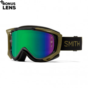 Go to the product Smith Fuel V.2 Sw-X M mystic green 2020