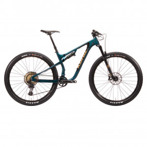 Go to the product MTB bike Kona Hei Hei Cr/dl gloss slate blue 2020