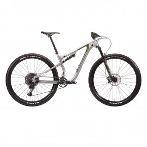 Go to the product MTB bike Kona Hei Hei CR gloss polar silver 2020