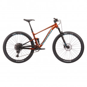 Go to the product MTB bike Kona Hei Hei rust orange 2020