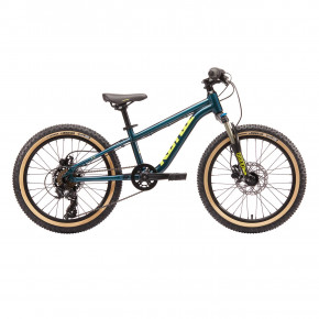 Go to the product MTB bike Kona Honzo 20 gloss slate blue 2020