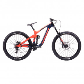 Go to the product MTB bike Kona Operator CR black orange 2020