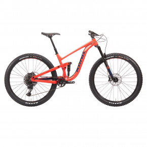 Go to the product MTB bike Kona Process 134 AL/DL 29 gloss sunset orange 2020