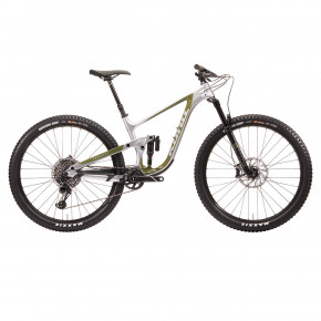 Go to the product MTB bike Kona Process 134 CR/DL 29 polar silver 2020