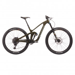 Go to the product MTB bike Kona Process 153 CR 29 gloss earth grey 2020