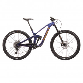 Go to the product MTB bike Kona Process 153 CR/DL 29 purple 2020
