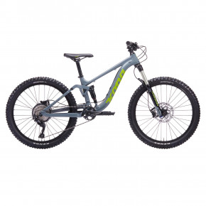 Go to the product MTB bike Kona Process 24 grey lime 2020