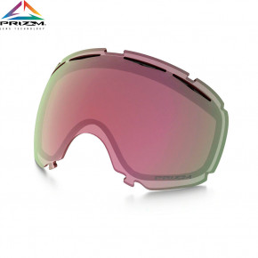 Go to the product Replacement lens Oakley Canopy prizm hi pink iridium 2019/2020