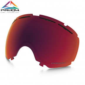 Go to the product Replacement lens Oakley Canopy prizm torch iridium 2017/2018