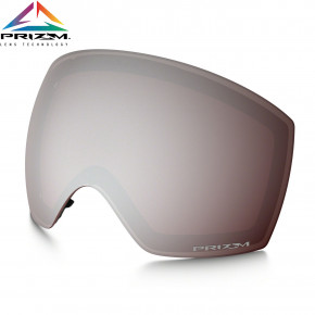 Go to the product Replacement lens Oakley Flight Deck prizm black iridium 2018/2019